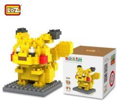 Chollito! Figura pikachu lego 120 piezas por 1€