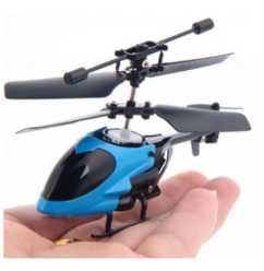 Chollito! Mini Helicoptero Radiocontrol por 5€