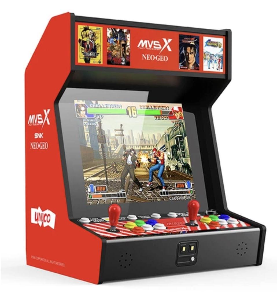 Maquina arcade SNK MVSX