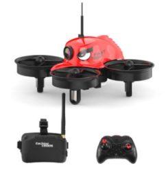 Mini Precio! Mini Drone FPV Eachine E013 + Mando + Gafas FPV por 51€