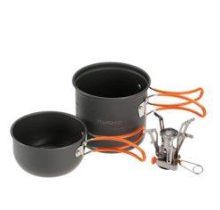 Chollo amazon! Set de utensilios de cocina picnic por 13€