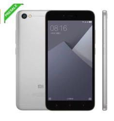 Miniprecio! Xiaomi Redmi Note 5A 2/16GB por 74€ y 4/64GB por 116€