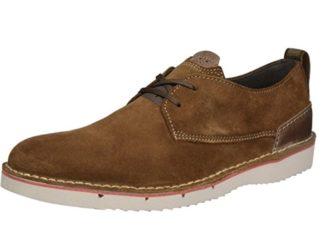 Zapatos cuero Clarks