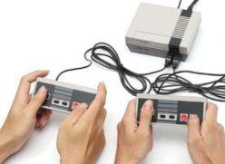 Chollito! Consola Estilo NES+2 mandos+500 juegos por 14€