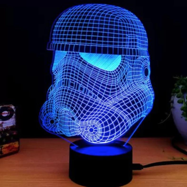 Chollazo Holograma Star Wars Por 5