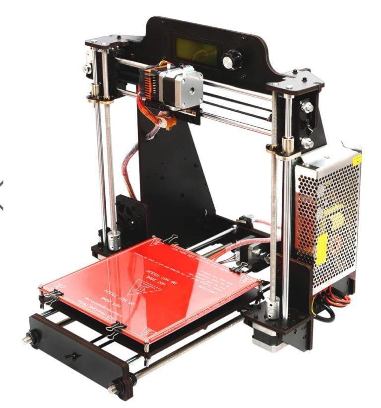 Chollazo! Impresora 3D Prusa i3 por 93€