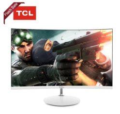 Chollo! Monitor curvo 24″ TCL T24M6C por solo 134€