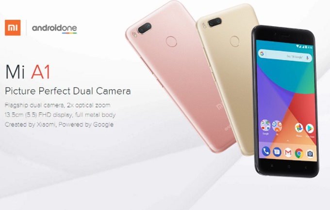 Solo 30 unidades! Xiaomi Mi A1 de 4/64GB por 147€ (Oferta Cupon Descuento)