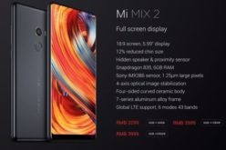 Chollo! Xiaomi Mi Mix 2 6/64GB por 477€