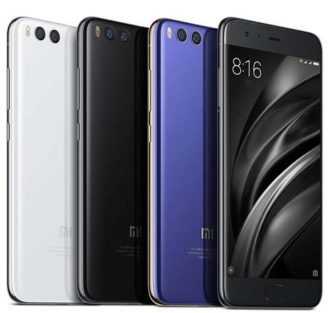 Minimo Historico! Xiaomi Mi6 64GB por 266€ (Oferta Cupon Descuento)