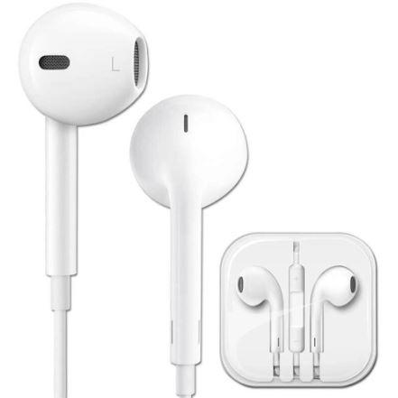 Chollito! Auriculares EarPods Apple originales por 8€