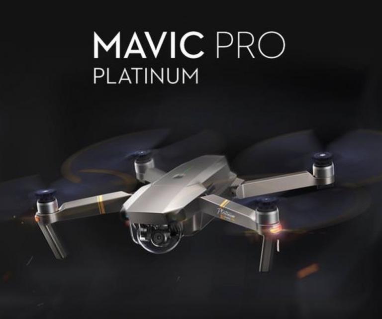 CHOLLO Prime Day! DJI Mavic Pro Platinum Combo + Extras a 1200€