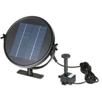 OFERTA AMAZON! Bomba de agua solar por 11€ (Oferta Cupon Descuento)
