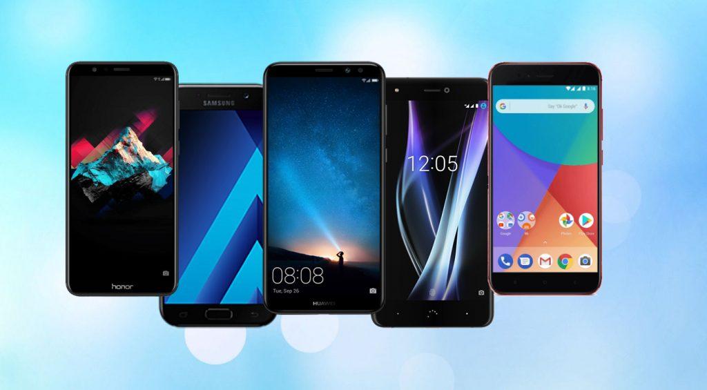 TOP 5 mejores móviles por menos de 200€ de oferta (Actualizado)
