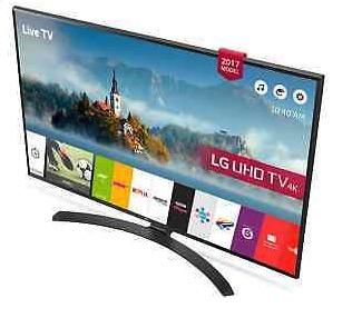 "TV LG 4K 43"""