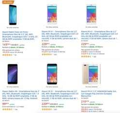 Actualizadas las ofertas especiales de Xiaomi en Amazon