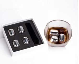 OFERTITA! 4 cubitos de acero reutilizables por 3.67€ (Oferta Cupon Descuento)