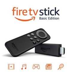 CHOLLO! Amazon Fire TV Stick por 34,99€