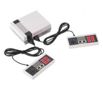 Consola Estilo NES