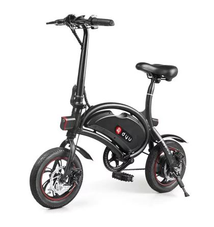 Chollo! F-Wheel DYU D2 por 378€ y D3 a 430€ con hasta 80km de autonomia