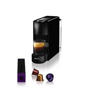 Chollazo Amazon! Krups Nespresso Essenza Mini por 34€ + 20€ de regalo en capsulas