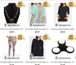 Liquidacion Gamiss ropa desde 0,74€