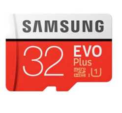 Chollito! Tarjeta Samsung EVO+ 32GB por 6€