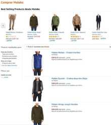 Precios locos! Liquidacion Tienda de Ropa de Amazon! Desde 7€ pantalones, chaquetas etc..