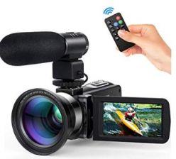 OFERTA AMAZON! Videocamara Andoer desde 49€