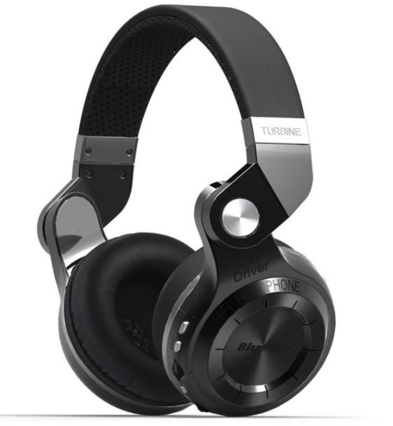 Chollo Amazon! Auriculares Bluedio T2+ Bluetooth por 34€