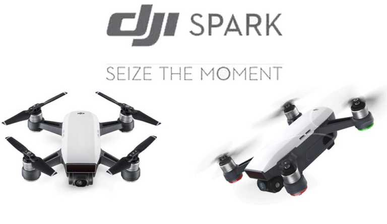 Drone DJI Spark Fly More Combo a 600€