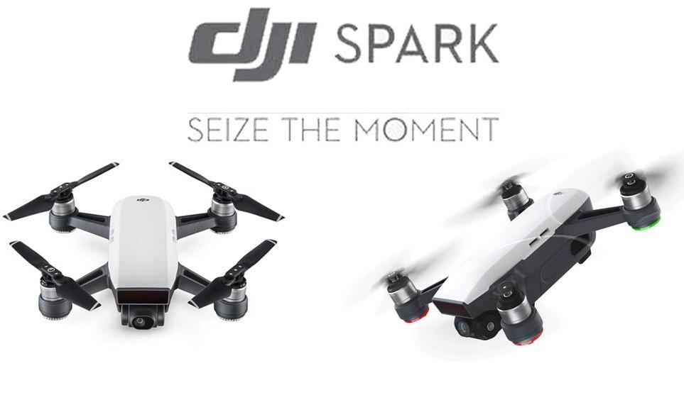 Minimo Historico! Drone DJI Spark por 339€ (Oferta Cupon Descuento)