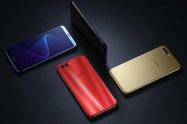 El nuevo Huawei Honor V10, el mejor rival del OnePlus 5T por solo 382€