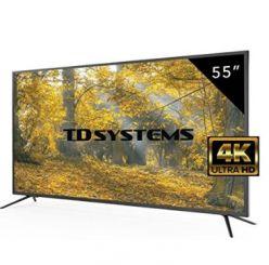 Consigue una Television de 55″ 4K por solo 349€ desde Amazon