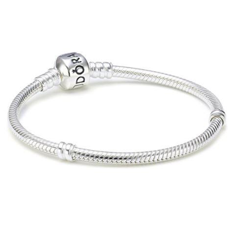 377c8f0cc393 Comprar Pulsera Pandora plata barata por 49€ (Actualizado)