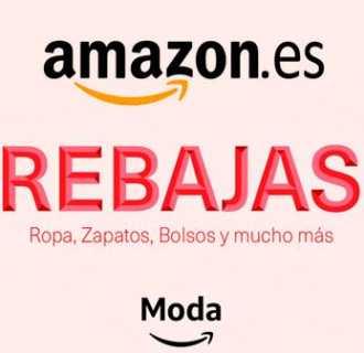 rebajas en calzado en Amazon