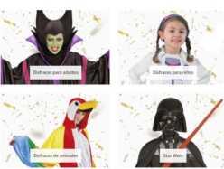 CHOLLO AMAZON con cupon! Las mejores ofertas en disfraces Halloween para todas las edades desde 5€