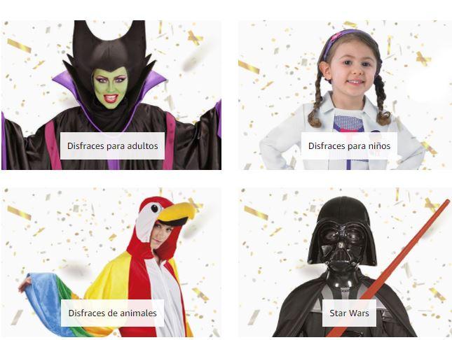 Las mejores ofertas en disfraces Halloween desde 12€