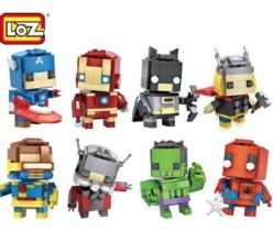Figuras Lego LOZ desde 1€
