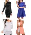 Cupones descuento! Moda Amazon: Vestidos Meaneor al 40%