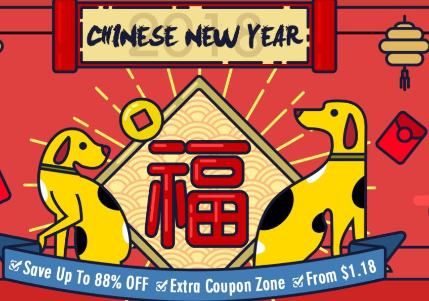 año nuevo chino de banggood