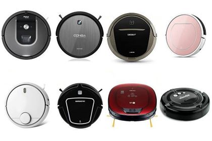 Top 5 los mejores Aspiradores Robots calidad precio a dia de hoy