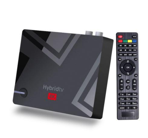 OFERTA! TV Box MECOOL K5 4K a 53,8€