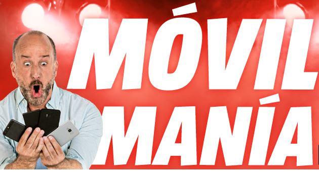 Movil Manía MediaMarkt 2019