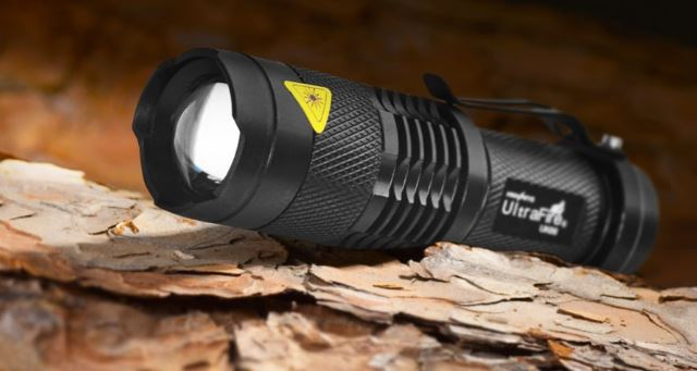 Linterna UltraFire UK 68 Cree Q5