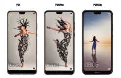 Minimos Historicos! Huawei P20 Lite a 267€, Normal a 499€ y PRO a 639€