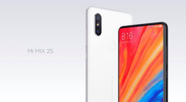 El nuevo Tope Gama Xiaomi Mi MIX 2S, doble camara y IA, por 473€ (Oferta Cupon Descuento)