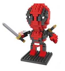 OFERTA! Mini Figura LEGO DeadPool por 1,64€