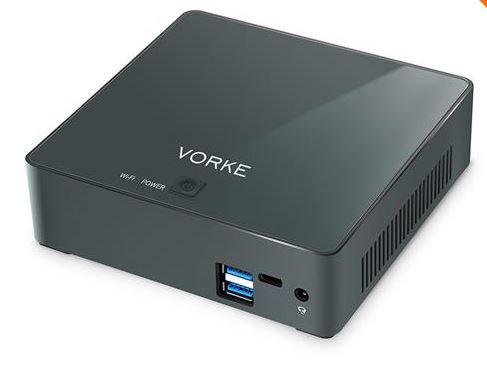 OFERTA desde ESPAÑA! MiniPC Vorke 8GB i5-7200U SSD 334€