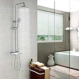 OFERTA AMAZON! Columna ducha con termostato por 139.99€ (Oferta Cupon Descuento)